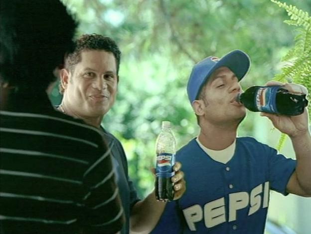 Pepsi – Bob Abreu